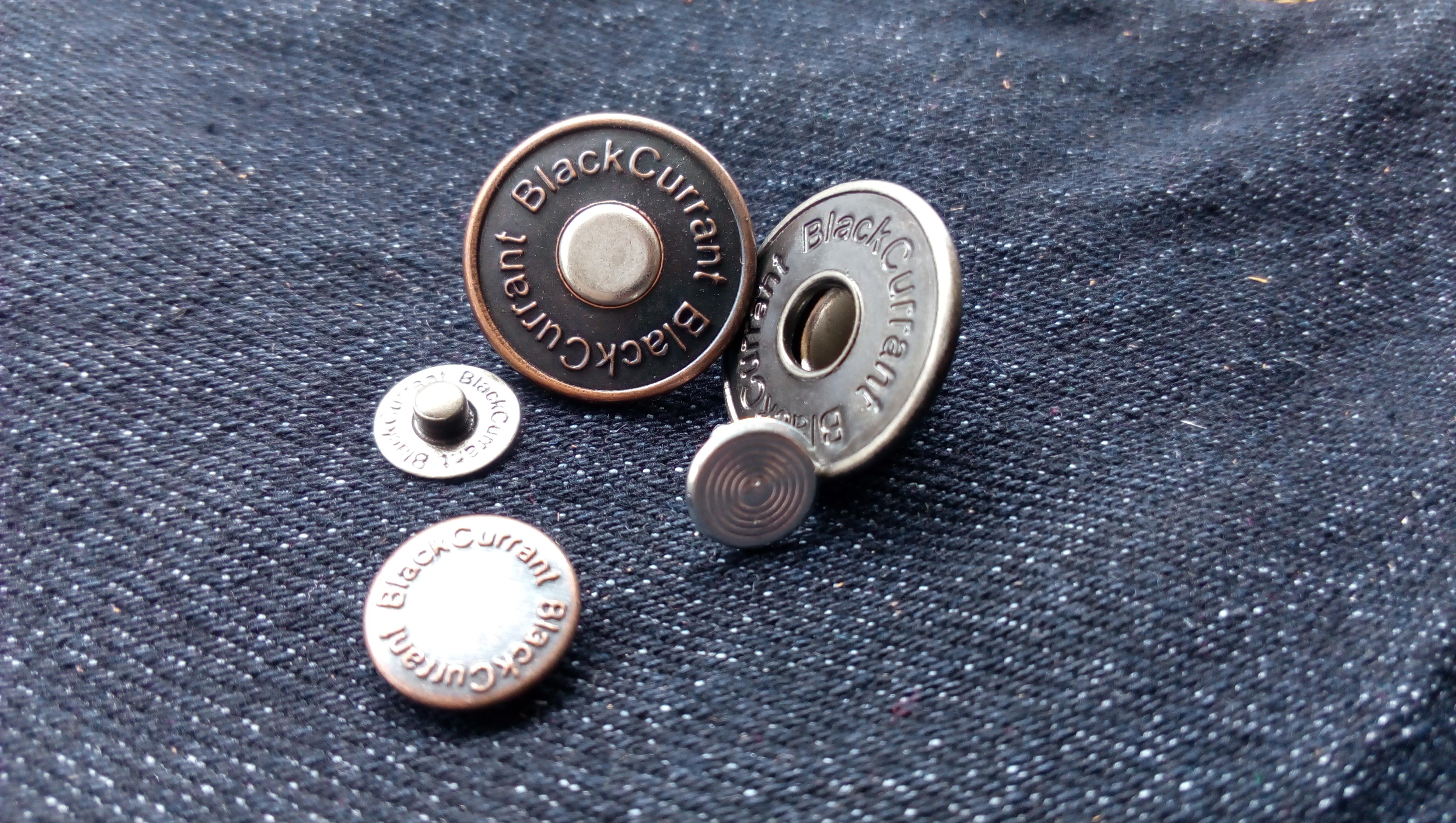 Kancing Besi atau Kancing Jeans